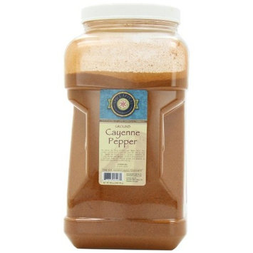 Spice Appeal Cayenne Pepper Ground, 80-Ounce Jar