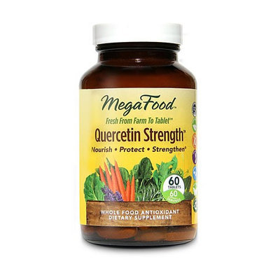 MegaFood Quercetin Strength 60 Tablets