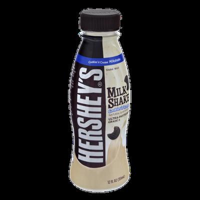 Hershey's Cookies 'n' Creme Milk Shake