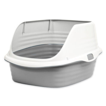 PetmateA Basic Cat Litter Pan With Rim