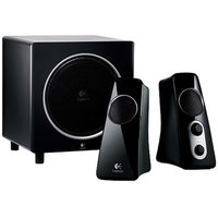 Logitech Z523 Speaker System with Subwoofer - Black (980-000319)