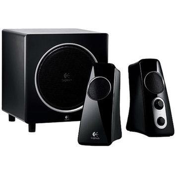 Logitech Z523 Speaker System with Subwoofer - Black (980-000319)