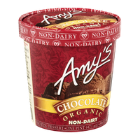 Amy's Kitchen Frozen Dessert Non-dairy Chocolate