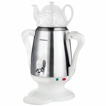Sopra, Inc. Ovente S22B Samovar Tea Maker Color: White