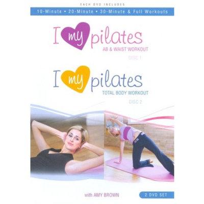 I Love My Body: Pilates 1/Pilates 2