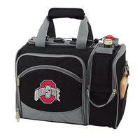Picnic Time - Malibu Ohio State Buckeyes Embroidered - Black