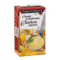 Tabatchnick Classic Wholesome Chicken Broth