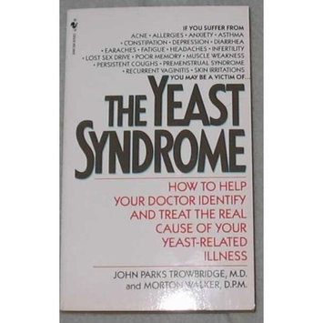 Books All Publisher Title Books - Book - Yeast Syndrome Ea