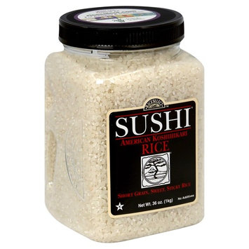 Rice Select Sushi Rice, 32 oz (Pack of 4)