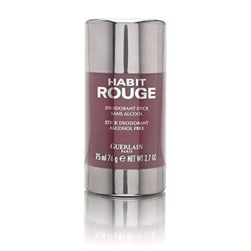 HABIT ROUGE by Guerlain Deodorant Stick 2.5 oz