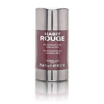 HABIT ROUGE by Guerlain Deodorant Stick 2.5 oz