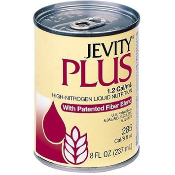 Jevity 1.2 Cal High-Protein Nutrition With Patented Fiber Blend, Ready to Use