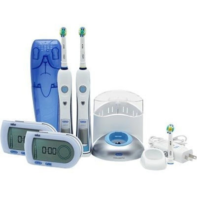 Oral-B Triumph Prefessional Care Rechargeable Toothbrush System 9950