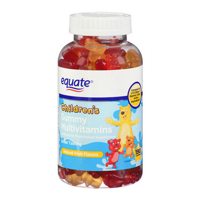 Equate Children's Multivitamin Supplement Gummies