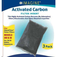 Imagine Gold IMG AC 50 ACTIVE CARBON 3PK
