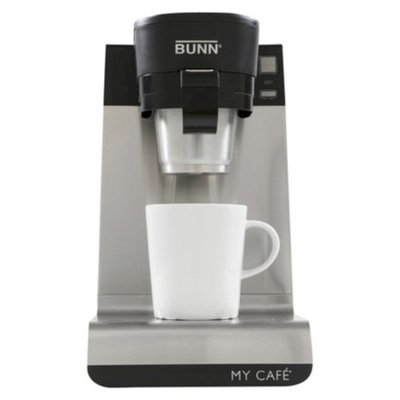 Bunn BUNN MCU My Café Single Cup Multi-Use Home Coffee Brewer
