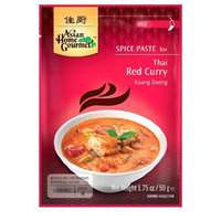 Asian Home Gourmet Thai Red Curry Mix, 1.75-Ounce Pouch (Pack of 12)