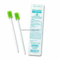 Sage Products Toothette Plus Disposable Premoistened Oral Swabs