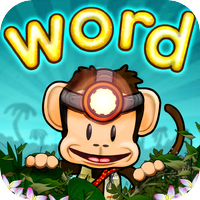 THUP Games Monkey Word School Adventure