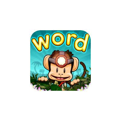 THUP Games Monkey Word School Adventure
