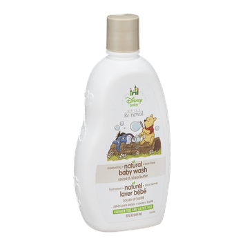 Disney Baby Daily Renewal Baby Wash Cocoa & Shea Butter