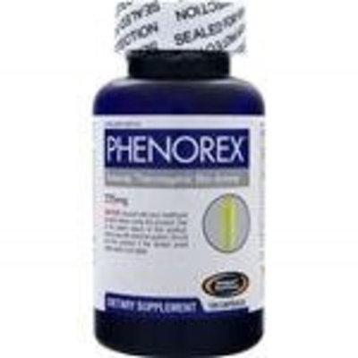 Gaspari Nutrition Phenorex Capsules, 120-Count