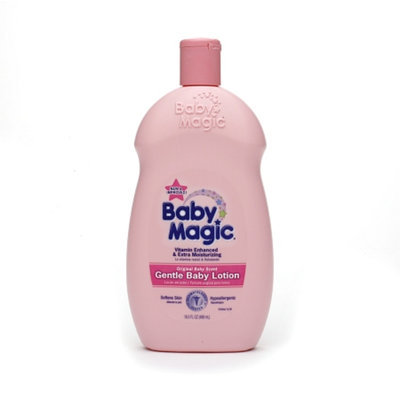 Baby Magic Gentle Baby Lotion