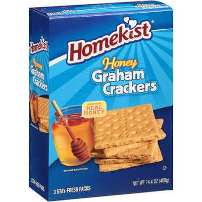 Generic Homekist Honey Graham Crackers, 14.4 oz