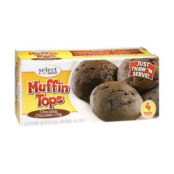 Select Signatures Chocolate Chocolate Chip Muffin Tops