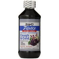 Zand Zumka Anytime Formula Cough & Cold, 8 Ounce