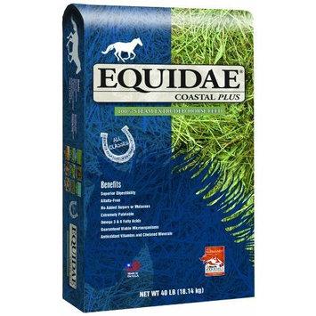EQUIDAE Coastal Plus Horse Feed, 40-Pounds