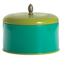 Illume Cactus Verde Colour Block Tin Candle
