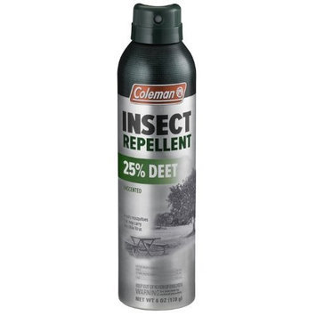 Coleman Deet Insect Repellent, 6-Ounce