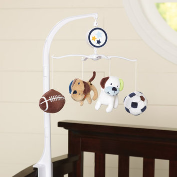 Garanimals Play Ball Musical Crib Mobile