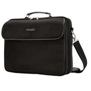 Kensington 62560 Kensington Simply Portable 30 Laptop Case, 15 3/4 x 3 x 13 1/2, Black