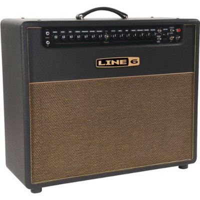 Line 6 DT50 212 25/50W 2x12 Guitar Combo Amp Black