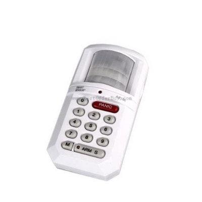 Smart Sensor Programmed Codes Motion Activated Alarm - Keep Your House Safe