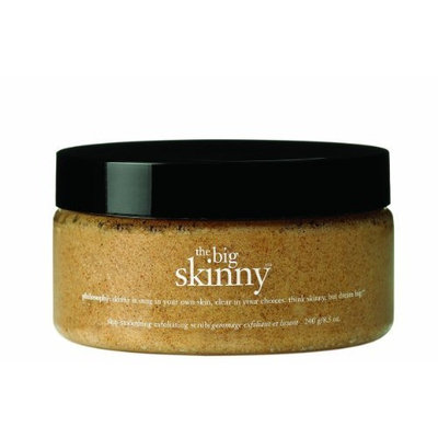 Philosophy The Big Skinny Scrub, 8.5 Ounce