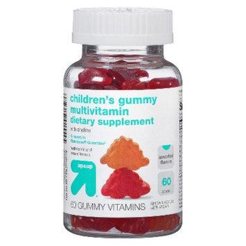 up & up Children's Assorted Flavor Gummy Multivitamin Dietary