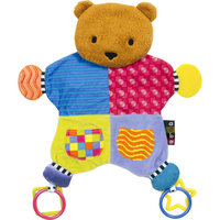 Kids Preferred - Amazing Baby Blanket Teether Bear