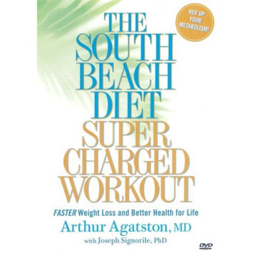 Koch Entertainment The South Beach Diet Super Charged Workout (Widescreen)