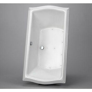 Toto ABA785R#12N Clayton Airbath Airpool Tub