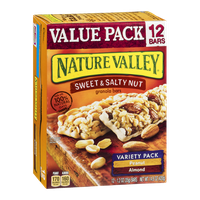 Nature Valley, Sweet & Salty Nut, Variety Pack
