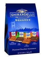 Ghirardelli Chocolate Squares Premium Chocolate Assortment