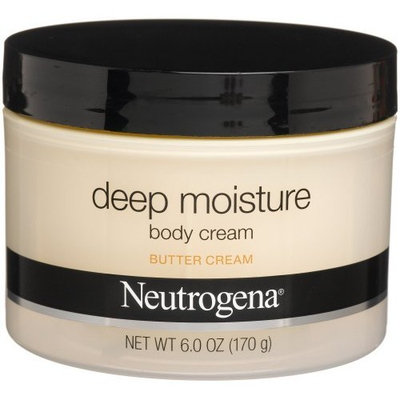 Neutrogena® Deep Moisture Body Cream, Butter Cream