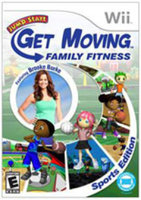 Navarre Jumpstart: Get Moving featuring Brooke Burke