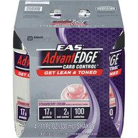 EAS AdvantEDGE Carb Control Strawberry Cream Ready-to-Drink Shake