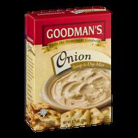 Goodman's Onion Soup & Dip Mix - 2 PK