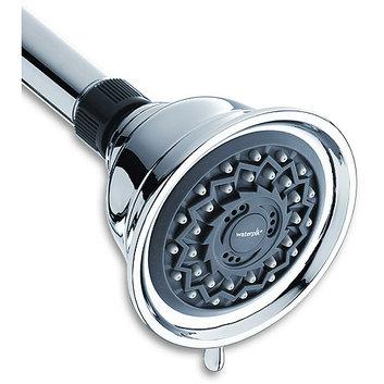 WATERPIK VAT-313 3 Mode Chrome Massaging Showerhead