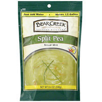 Bear Creek Split Pea Soup Mix, 8.4 oz (Pack of 6)